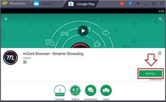 how to download mcent browser for pc