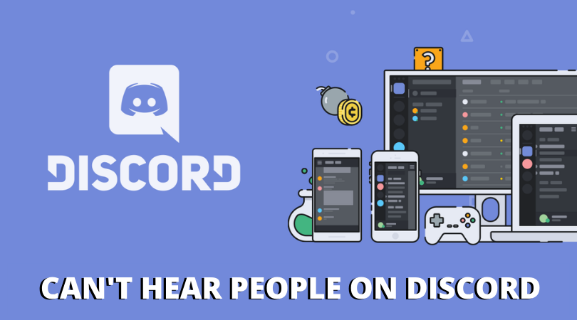 Can't Hear People on Discord