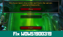 [Instant Solution] Best Way Fix WOW51900319 Easily