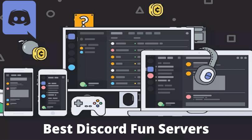 fun discord servers