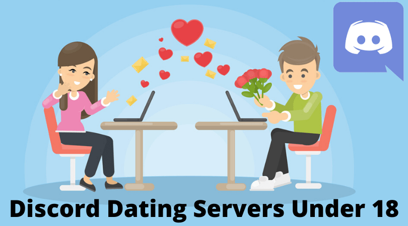 discord dating servers under 18