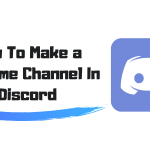 How To Make a Welcome Channel In Discord