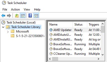 Fix Antimalware Service Executable
