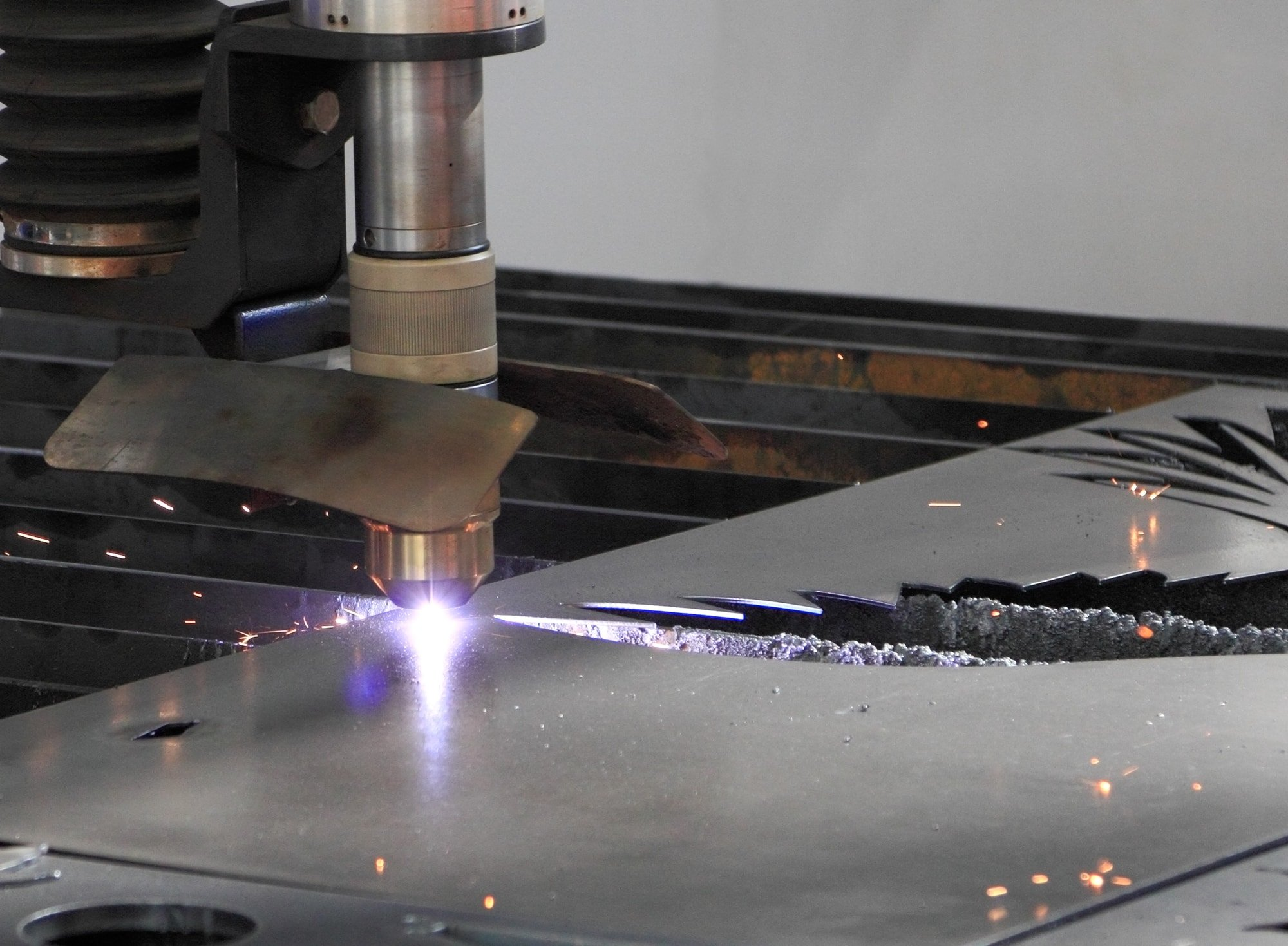 Choose laser cutting