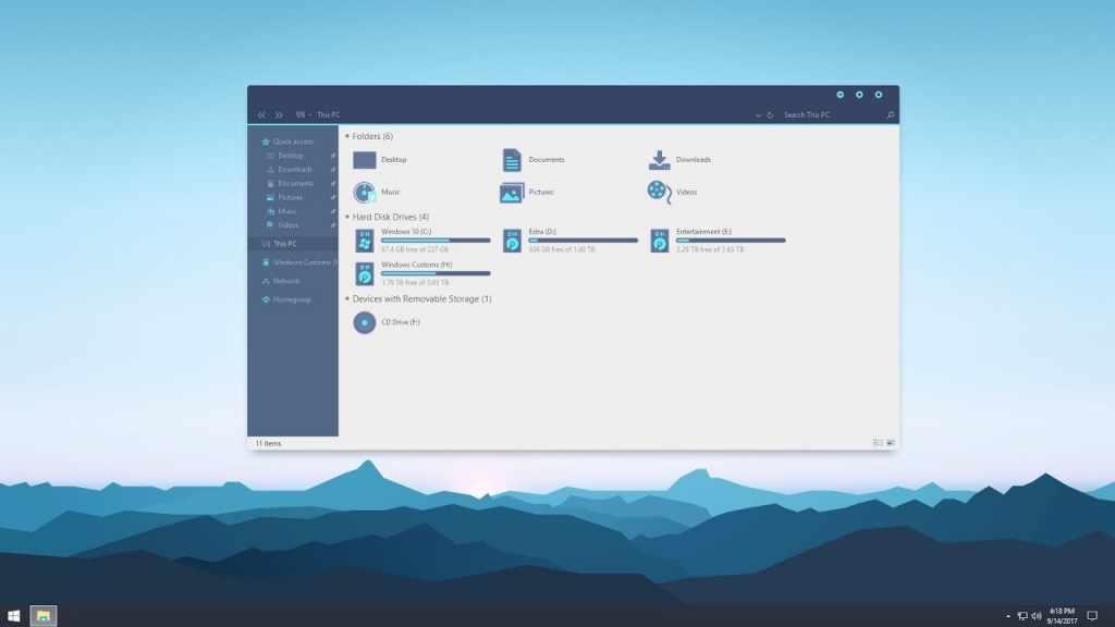 Best Windows 10 Themes