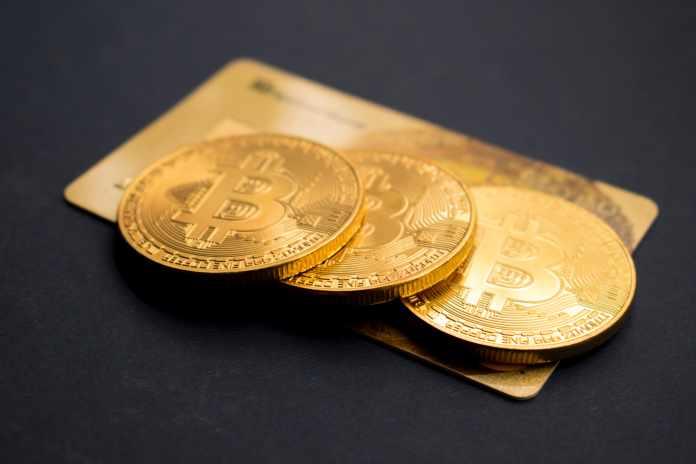 Make payments through bitcoin