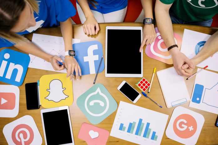 social online activities
